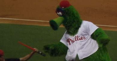 Phillie_Phanatic_participates_in_Star_Wars_Night