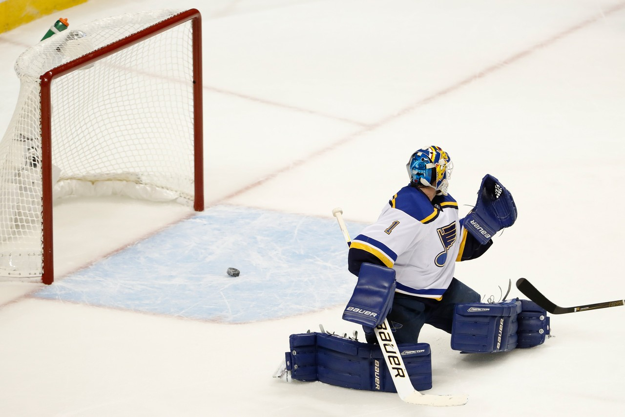 In The Playoffs, No One Sings The Blues Like St. Louis