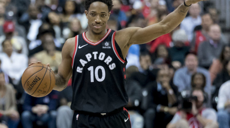 The Year of the Raptors